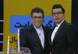سلفی فرزاد حسنی
