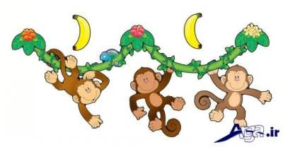 داستان کوتاه میمون بی ادب