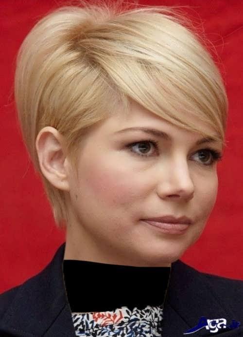 مدل موی کوتاه جدید زنانه