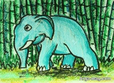قصه کودکانه فیل