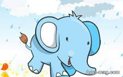 داستان فیل برای کودکان