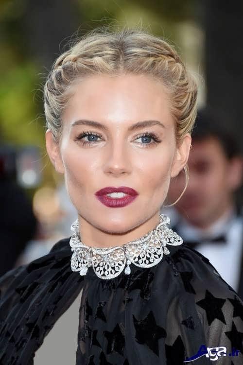مدل آرایش موی ساده زنانه