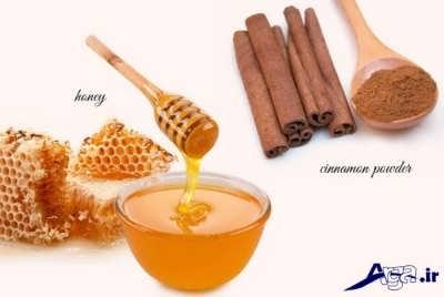 درمان سینوزیت با دارچین و عسل