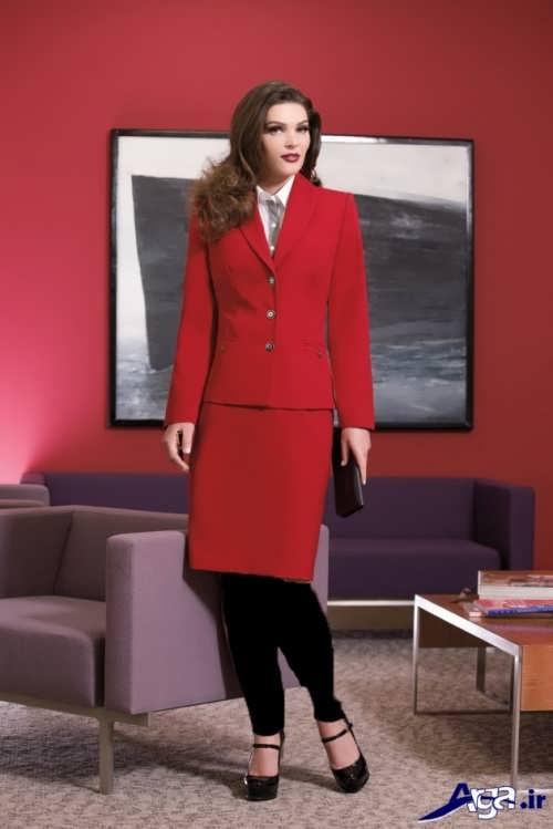 مدل کت دامن مجلسی شیک