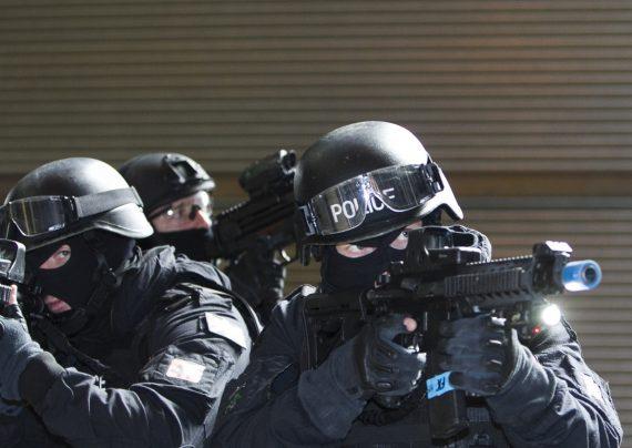 دستگیری دو تروریست