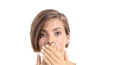 علت بوی بد دهان