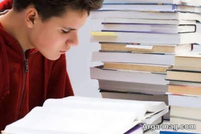 روش صحیح مطالعه