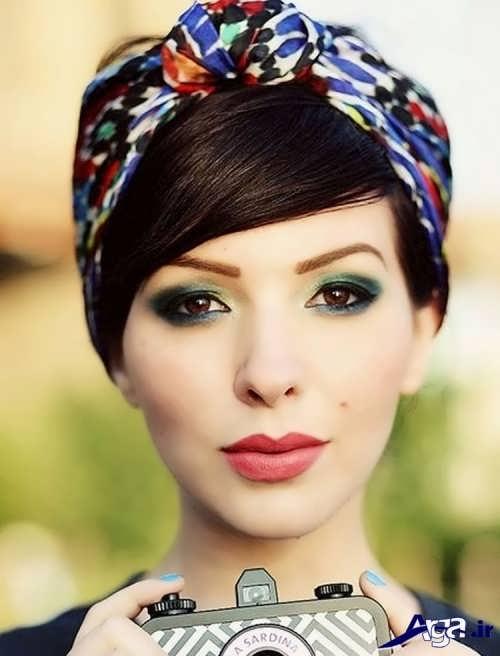 مدل ابروی زیبا و متفاوت زنانه