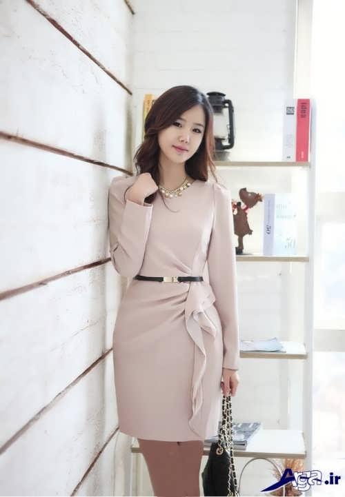مدل تونیک مجلسی کره ای
