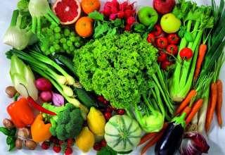 طرز تهیه خوراک سبزیجات