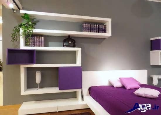 Modern Wall Shelf Ideas: مدل قفسه دیواری جدید و شیک و انواع باکس دیواری مدرن