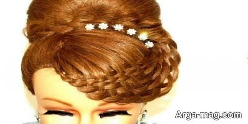 زیباترین بافت موی حصیری