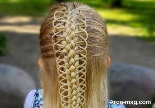 جدیدترین بافت موی حصیری