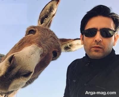 زندگینامه زیبای امیر حسین آرمان