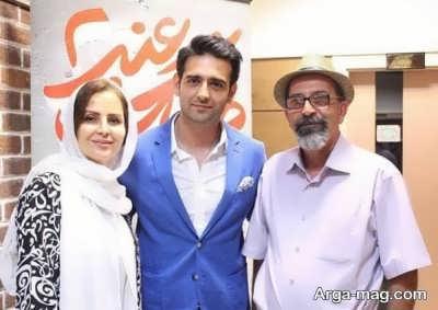 بیوگرافی جدید امیر حسین آرمان