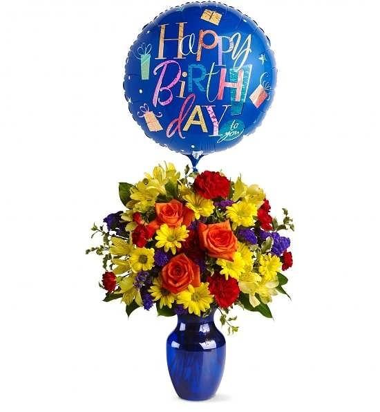 ایده زیبای تبریک تولد