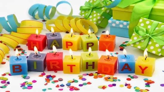 عکس تبریک تولد با ایده های زیبا