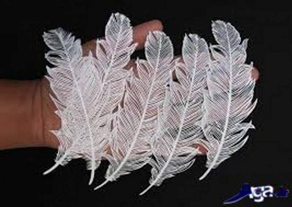 کاردستی های مختلف با انواع وسایل کاغذی