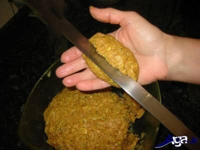 kabab 2 - طرز تهیه کباب کوبیده خانگی و فوت و فن ها پخت کباب کوبیده