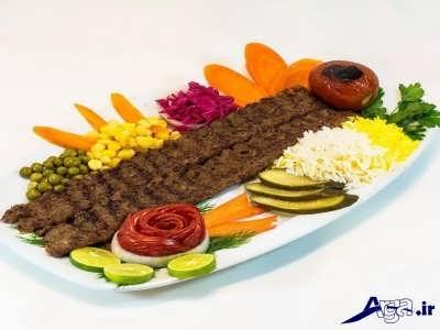 طرز تهیه کباب کوبیده خانگی