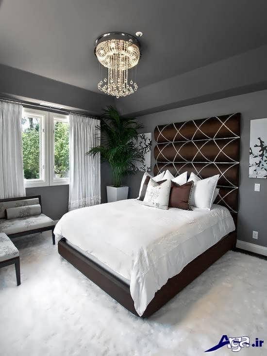 طراحی داخلی اتاق خواب با طرح های مدرن