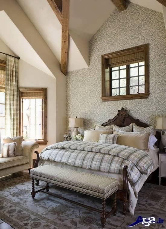 طراحی مدرن وشیک اتاق خواب