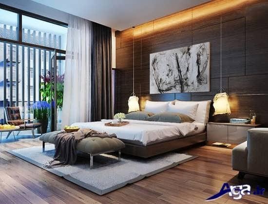 دکوراسیون وطراحی داخلی اتاق خواب