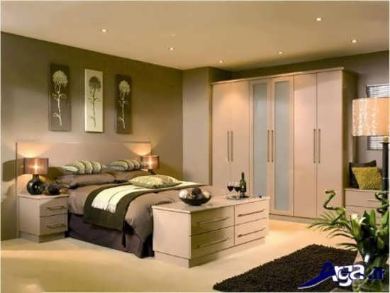 طراحی وکوراسیون اتاق خواب