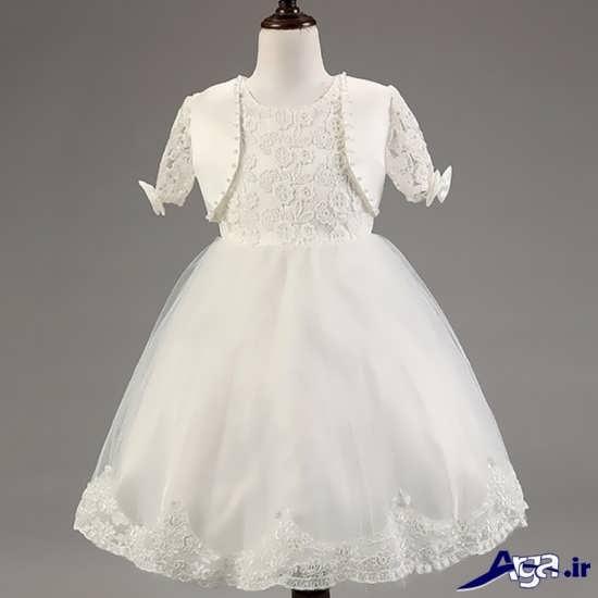 لباس توری برای کودکان دختر