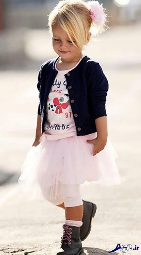 دنیای زیبا یمد لباس بچه ها