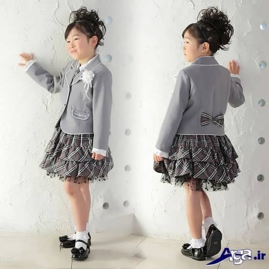 دنیای زیبای لباس دخترانه