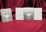 کارت عروسی دست ساز زیبا و فانتزی