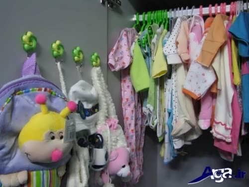 وسایل لازم برای پوشاک نوزاد