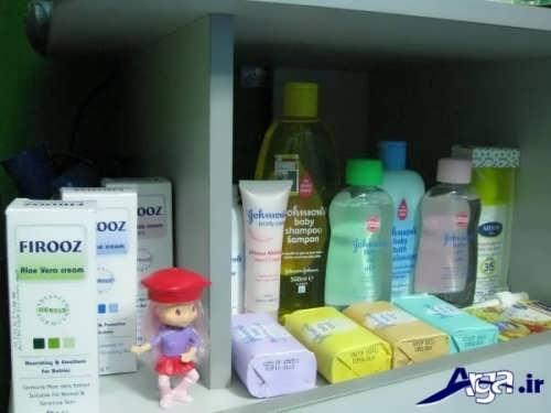 لیست وسایل بهداشتی نوزاد