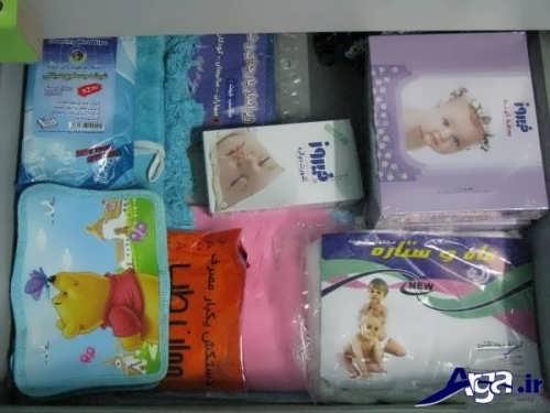 وسایل بهداشتی نوزاد