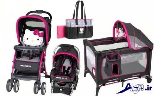 وسایل مورد نیاز برای حمل و نقل نوزاد