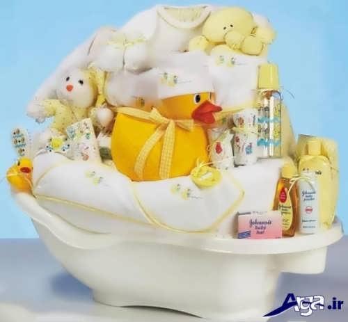 لیست وسایل حمام نوزاد