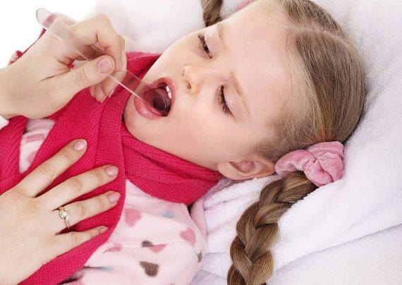 علت لوزه سوم در کودکان چیست
