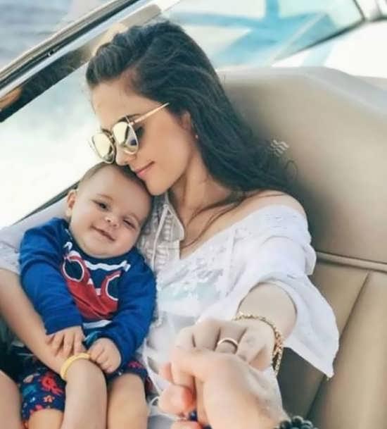 عکس مادر و نوزاد برای پروفایل