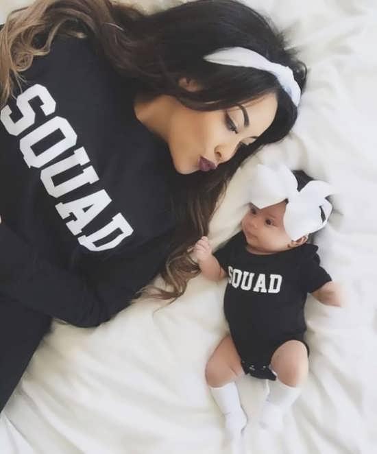 زیباترین عکس نوزاد برای پروفایل