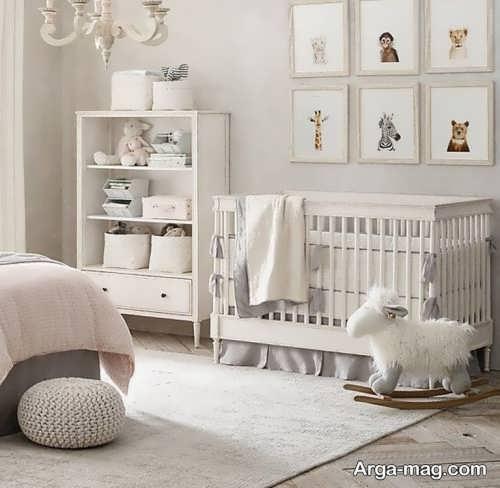 چیدمان سیسمونی نوزادان