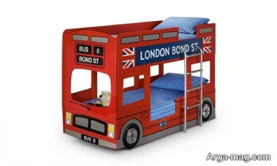 تخت خواب اتوبوس پسرانه