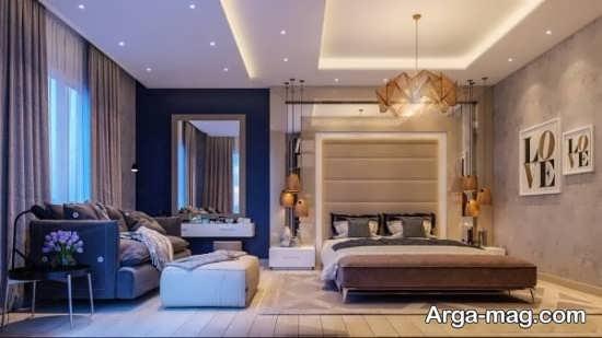 جدیدترین دیزاین داخلی اتاق خواب