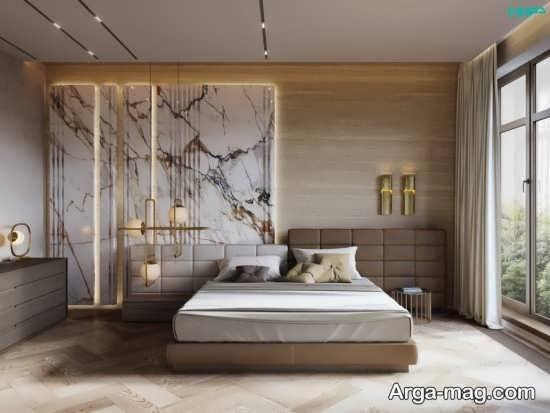 تصاویری از دیزاین داخلی اتاق خواب