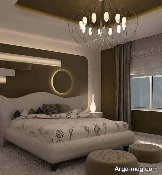 دیزاین داخلی اتاق خواب مدرن