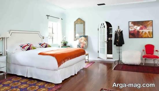 دیزاین داخلی شیک اتاق خواب