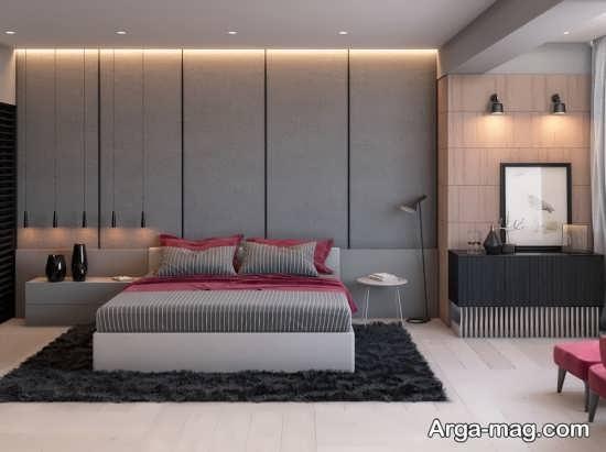 انواع دیزاین داخلی اتاق خواب