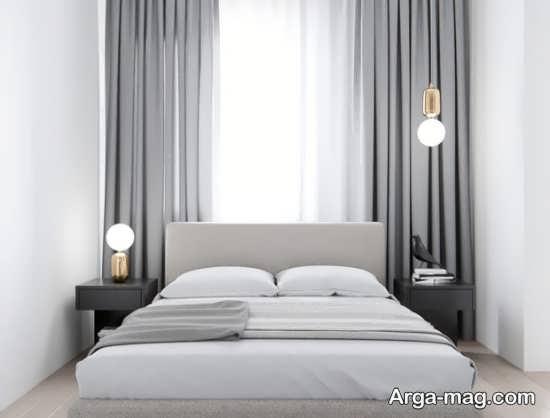 دیزاین داخلی اتاق خواب زیبا