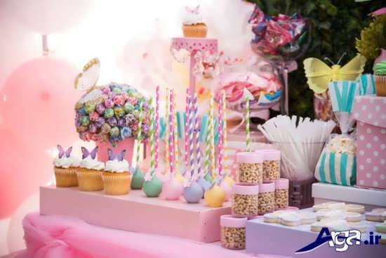 تزیین جشن تولد با تم های مختلف