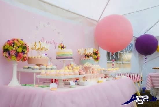 وسایل تزیینی برای جشن تولد